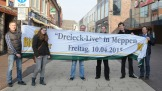 Musikfestival Dreieck Live am 10. April in Meppen