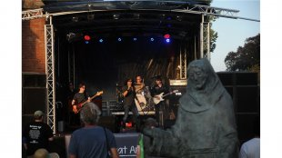 Konzertsommer in Papenburg mit Deep-Purple-Hits