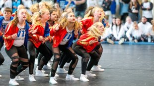Streetdance-Contest in Osnabrück