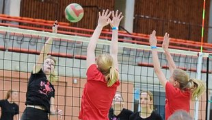 Volleyball-Pfingstturnier 2019 in Delmenhorst