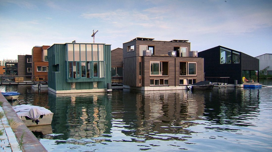 Floating Architecture Archives Waterstudio