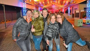 90er-Party bei Welzel in Lappenstuhl
